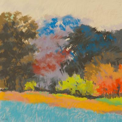 Fox Farms Woods 2-Mike Kelly-Art Print