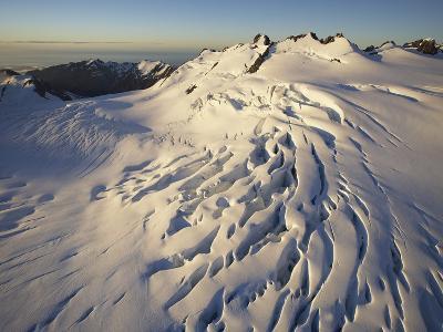 Fox Glacier-Paul Souders-Photographic Print