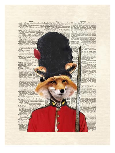 Fox Guard-Matt Dinniman-Art Print
