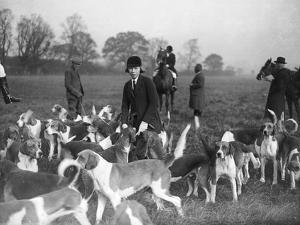 Fox Hunting Meet 1930S