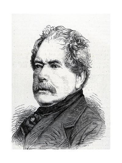 Fox Maule-Ramsay, 11th Earl of Dalhousie--Giclee Print
