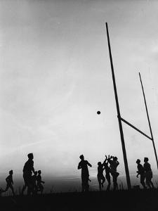 Gaelic Football by Fox Photos