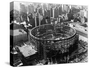Madison Square Garden by Fox Photos
