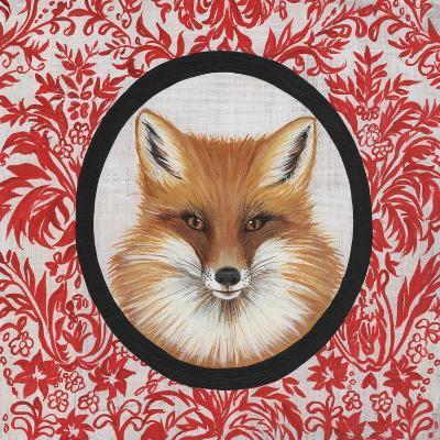 Fox Portrait-Gigi Begin-Giclee Print