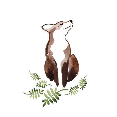 Fox's Delight--Art Print