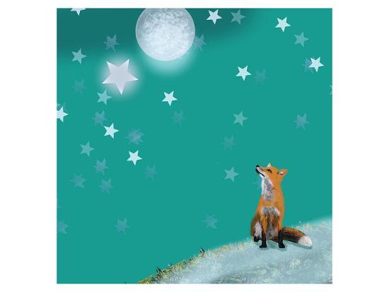 Fox-Claire Westwood-Art Print