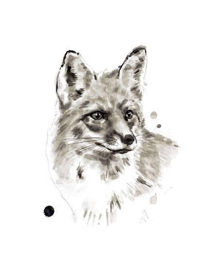 Fox-Philippe Debongnie-Art Print