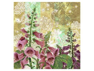 Foxglove Meadow I-Roberta Collier Morales-Art Print