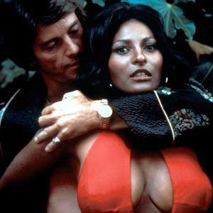 Foxy Brown, Peter Brown, Pam Grier, 1974