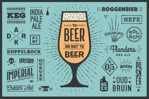 Tto Beer or Not to Beer by foxysgraphic