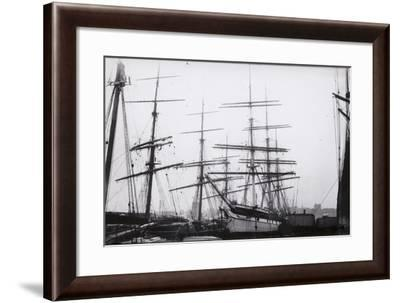 Foyle--Framed Photographic Print