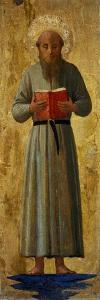 A Saint, V.1435-40 by Fra Angelico