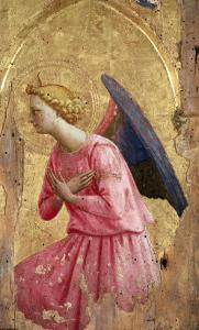 Adoration of an Angel by Fra Angelico