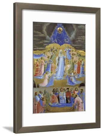 Death and Assumption of the Virgin, Ca 1432