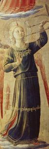 Musical Angel by Fra Angelico