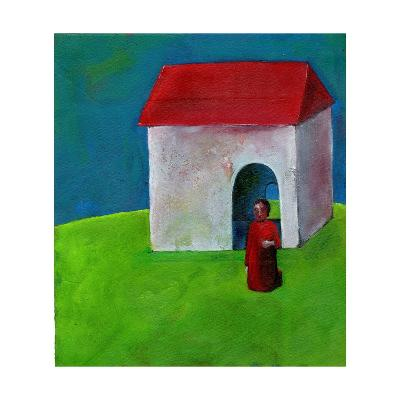 Fra Angelico's Prayer, 2001-Gigi Sudbury-Giclee Print