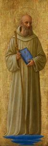 Saint Romuald, C.1440 by Fra Angelico