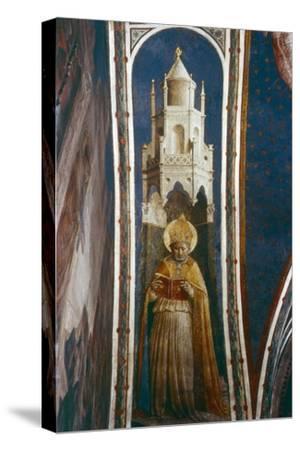 St Ambrose, Mid 15th Century