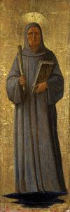 St. Bernard of Clairvaux, C.1435-40 by Fra Angelico