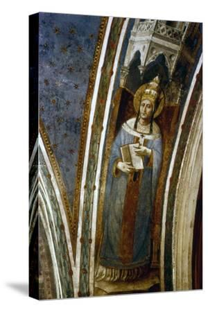 St Gregory, Mid 15th Century