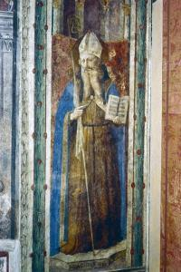 St John Chrysostom, Mid 15th Century by Fra Angelico