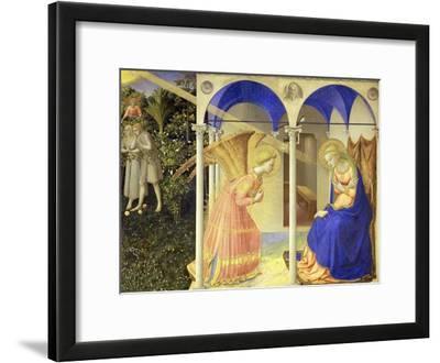 The Annunciation, 1426-1428
