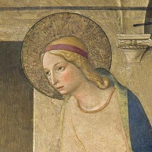 The Annunciation , c.1438-45 by Fra Angelico