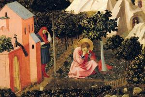 The Conversion of St. Augustine by Fra Angelico