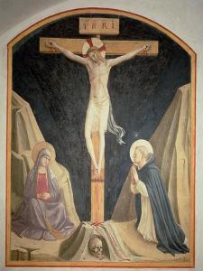 The Crucifixion, 1442 by Fra Angelico