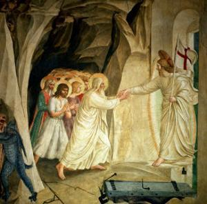 The Descent into Limbo, 1442 by Fra Angelico