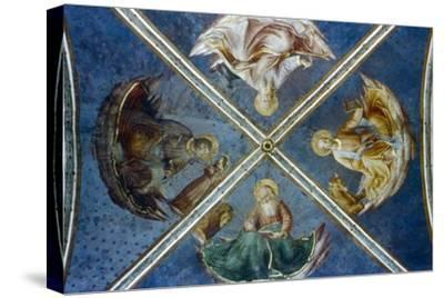 The Four Evangelists, Mid 15th Century