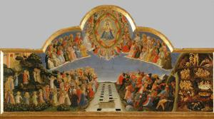 The Last Judgement by Fra Angelico
