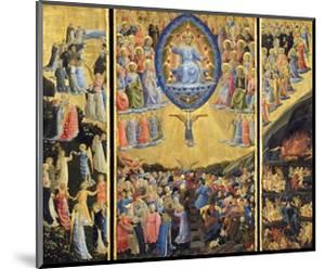 The Last Judgment by Fra Angelico