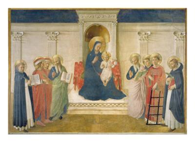 The Madonna delle Ombre, 1450