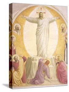 The Transfiguration of Jesus by Fra Angelico