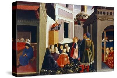 The Vocation of St Nicholas, 1437