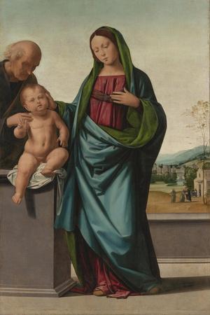 Holy Family, c.1497