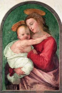 Madonna and Child by Fra Bartolommeo