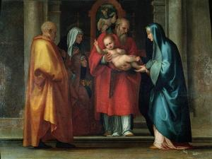 Presentation in the Temple by Fra Bartolommeo