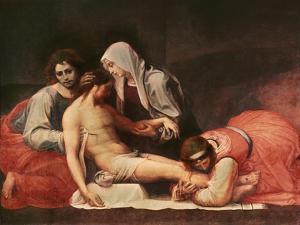 The Deposition by Fra Bartolommeo