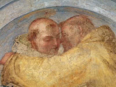 The Meeting of St Francis and St Dominic