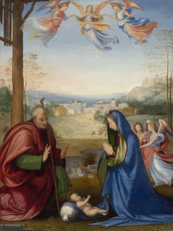 The Nativity, 1504-07