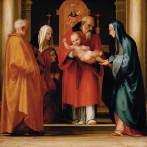 The Presentation in the Temple, 1516 by Fra Bartolommeo