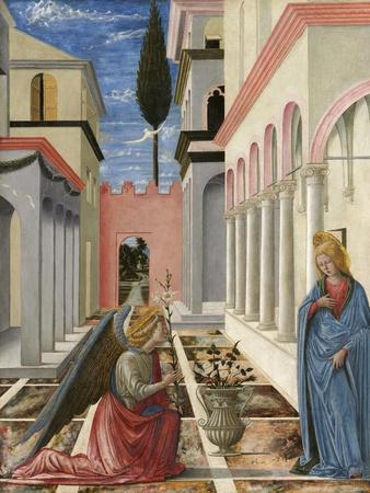 The Annunciation, C.1445/1450