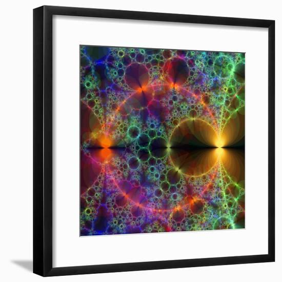 Fractal, Artwork-Mehau Kulyk-Framed Premium Photographic Print