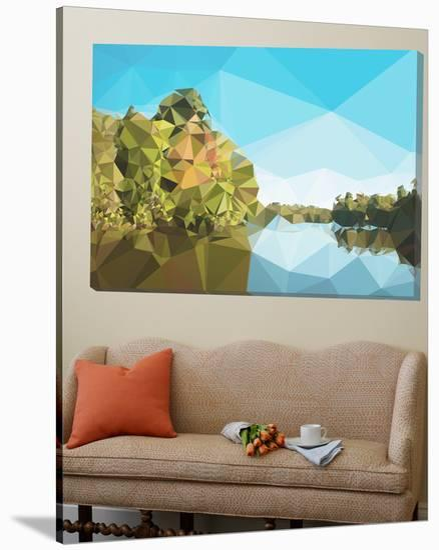 Fractal Lakeside-THE Studio-Loft Art