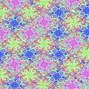 Celebrate Textile by Fractalicious