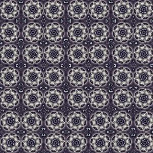 Namaste Pattern by Fractalicious