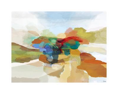 Fracture I-Michael Tienhaara-Giclee Print
