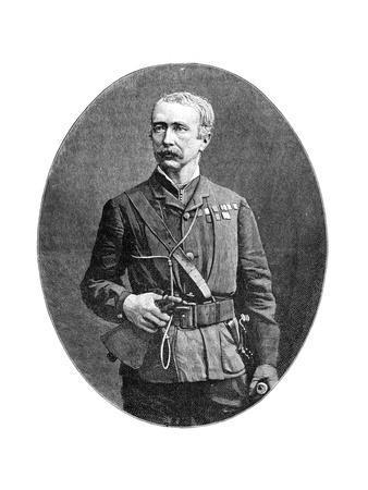 Garnet Joseph Wolseley, 1st Viscount Wolseley, Irish-Born British Soldier, 1900
